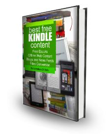 la copertina dell'ebook Kindle Guide to Free Content