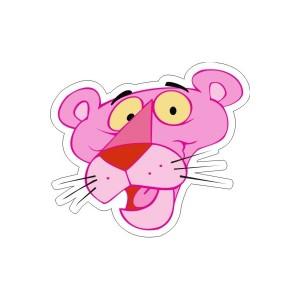 L'inconfondibile espressione della Pantera Rosa
