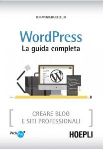 copertina libro wordpress guida completa