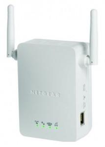 range extender WiFi Netgear modello WN300RP