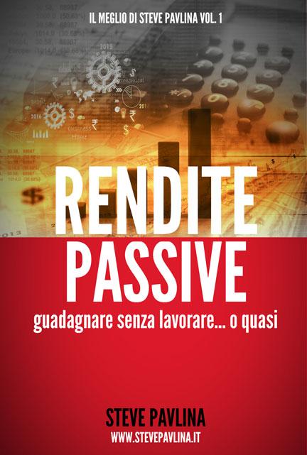 Steve Pavlina - Rendite passive