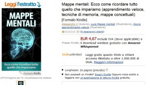 mappe mentali ebook amazon