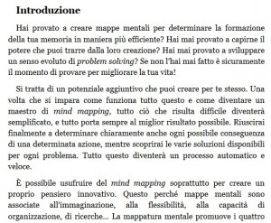 mappe mentali ebook amazon anteprima
