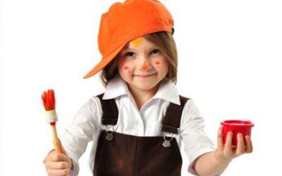 Lavoretti creativi per bambini, non solo a Natale