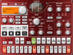 Uno dei tanti esempi di software musicale per iPod